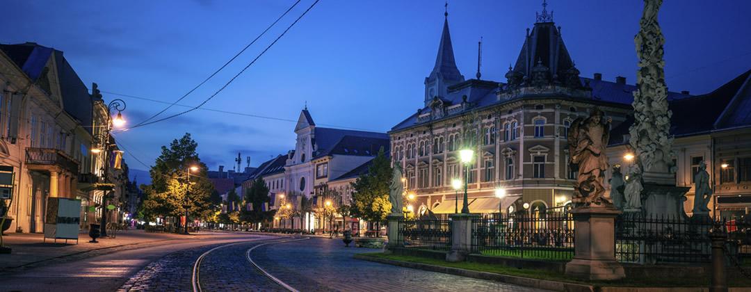Mesto Košice